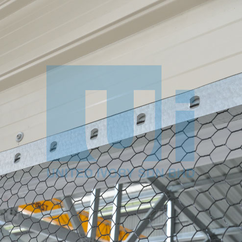 PVC Coated Bird Wire Netting